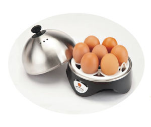 Electric Egg Boiler for 7 Eggs pictures & photos