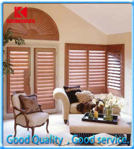 Australia Standard Aluminum Interior Window Shutters for Ventilation