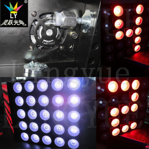 25*30W Matrix LED Effect Light RGBW 5X5 Cel 30W (LY-025N) pictures & photos