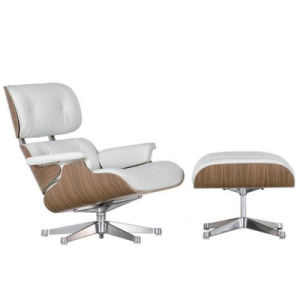 Eames Style Lounge Chair and Ottoman pictures & photos