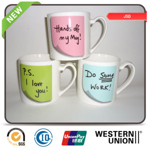 Wholesale Glaze Ceramic Mug with Handle for Coffee pictures & photos