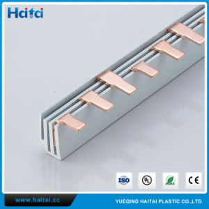 C45 Copper Busbar Copper Bus Bar Enclosed Iran Market Busbar pictures & photos
