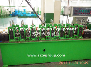 Automatice Stainless Pipe Making Machine