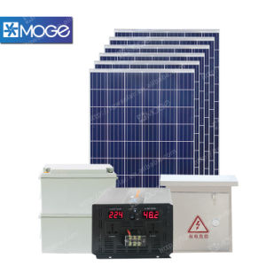 Moge 3000watt Battery for Solar Power System for Home pictures & photos