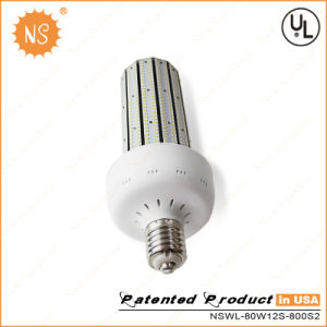 UL Lm79 250W Metal Halide Replacement 80W LED Corn Light pictures & photos