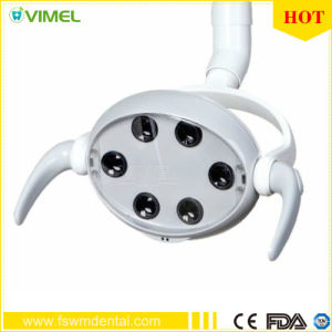 LED Dental Light with Sensor and Manual Control pictures & photos