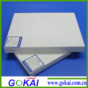 PVC Foam Board Real Density pictures & photos