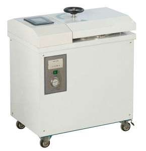 Steam Sterilizer, Vertical High Pressure Steam Sterilizer Autoclave pictures & photos