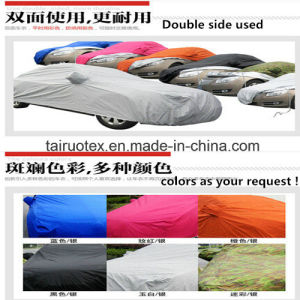 High Waterproof Car Cover of 100% Polyester Printed Fabric pictures & photos