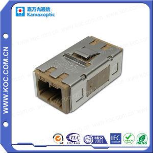 Fiber Optical Mu Duplex Adaptor pictures & photos