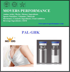 High Purity Cosmetic Peptide PAL-Ghk 147732-56-7 pictures & photos