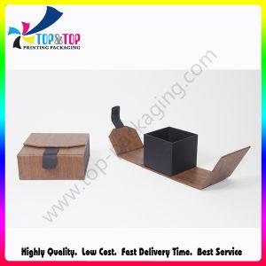 Custom Design Drawstring Open Luxury Jewelry Box pictures & photos
