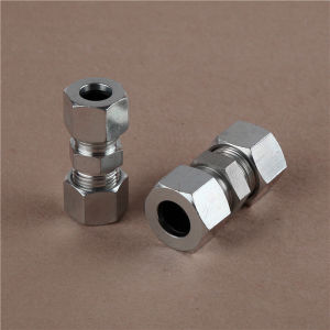 Straight Fittings-1c Hydraulic Adapter pictures & photos