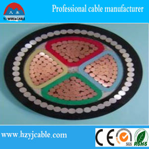 PVC/PE Insulated Electric Electrical Wire Copper Conductor Wire pictures & photos