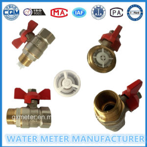 Brass Control Type Ball Valves of Dn15-25mm pictures & photos