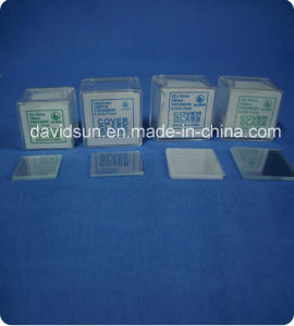 High Quality Disposable Microscope Slide & Cover Glass pictures & photos