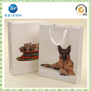 Cosmetic Paper Bags /Promotional Paper Handbags/Handle Gift Carrier Bags (JP-PB011) pictures & photos
