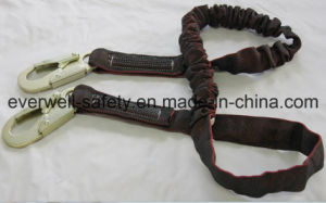 Safety Lanyard with Double Stamped Hook (EW0001L) pictures & photos