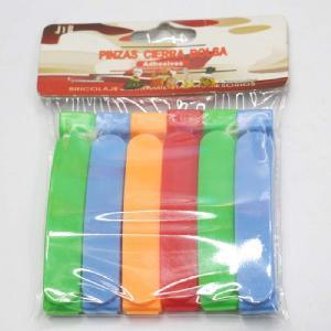 Colorful Plastic Pack /Bag/Paper Clip pictures & photos