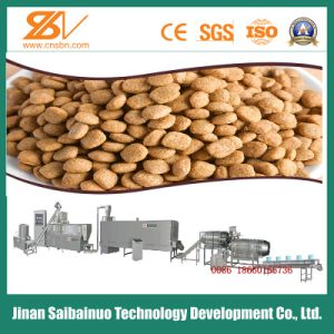 Pet Fish Dog Cat Food Machine/ Extruder/Equipment Plant (SLG65/SLG70/SLG85/SLG95) pictures & photos