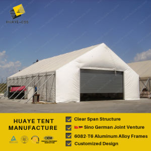 German Quality Hangar Tent for Sale (hy327j) & China German Quality Hangar Tent for Sale (hy327j) - China Hangar ...