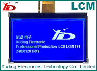 Cog 240*128 Stn Graphic LCD Module pictures & photos