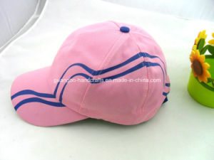 Custom Printed Prink Baseball Caps Hats pictures & photos