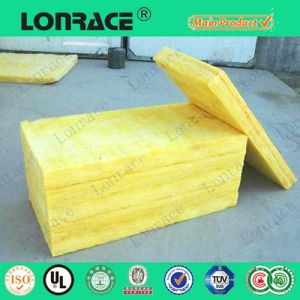 High Quality Glass Wool Board Insulation pictures & photos