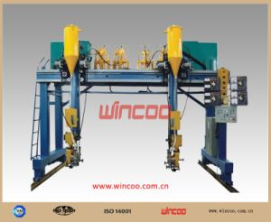 Box-Beam Saw Welding Machine/ Automatic Welding Machine pictures & photos
