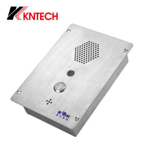 Hotline Emergency Phone for Flushed Mounting Knzd-37 Kntech pictures & photos
