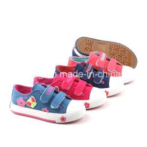 2016 New Design Hot Sale Kids Canvas Shoes (SNK-230034) pictures & photos