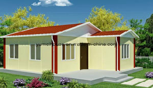 Light Steel Green Material Prefabricated House pictures & photos