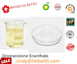 Bodybuilding Steroid Powder Drostanolone Enanthate pictures & photos