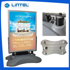 LED Sign Board with Plastic Water Base (LT-10J-A) pictures & photos