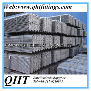 A36 Q235B Q235 Q345 Ss400 Hot Rolled Ms Angle Steel Bar pictures & photos