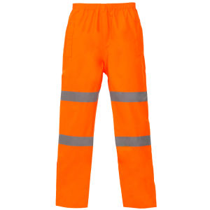 Hi Vis Breathable Reflective Safety Trousers for Workwear with En20471 (C2390) pictures & photos