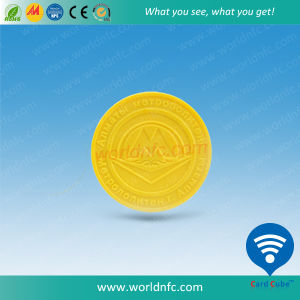 High Price Tk4100 125MHz RFID Metro Token pictures & photos