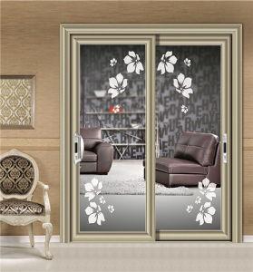 Aluminium Sliding Patio Door with Tempered Laminated Glass pictures & photos
