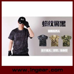 Quick Dry Kryptek Camo Fashion T Shirt for Outdoor Sport Shirt pictures & photos