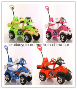 2016 China Manufacturer Supply Mini Baby Electric Motorcycle pictures & photos