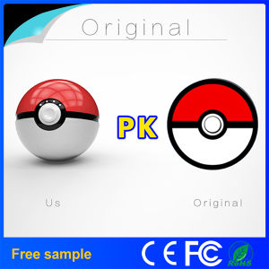 Mobile Game Cosplay Pokemon Go Pokeball 12000 mAh Power Bank pictures & photos