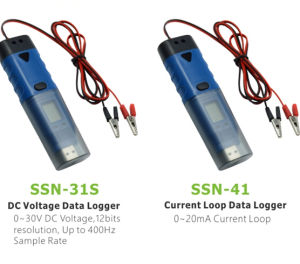 USB Current Loop 4-20mA Data Logger Without LCD Display, Ssn-41s pictures & photos