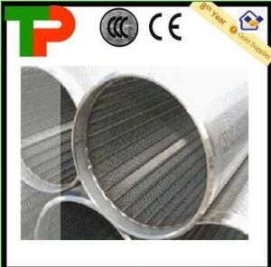 Cartridge Type Wedge Wire Screen pictures & photos