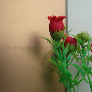 Acid Etched Laminated Glass for Elegant Decoration pictures & photos