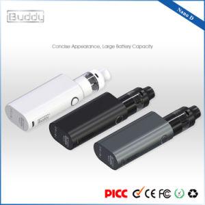 Nano D 2200mAh 2.0ml Top-Airflow Vaporizer Mod Electronic Cigar pictures & photos