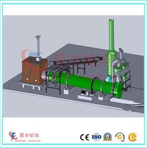 Industrial Drying Equipment for Animal Pellet Feed Processing pictures & photos