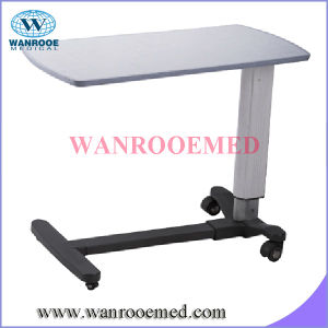Adjustable Hospital Tray Tables pictures & photos