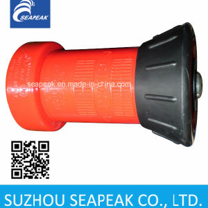 Red Plastic Fire Hose Nozzle pictures & photos