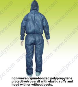Disposable Microporous Coverall, Protective Clothing pictures & photos