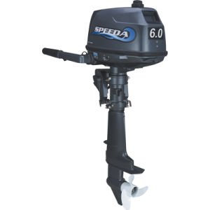 High Quality 2-Stroke 6HP Outboard Motor for Sale pictures & photos
